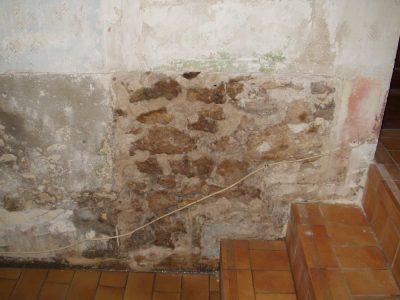 Traitement Humidité Mur Intérieur