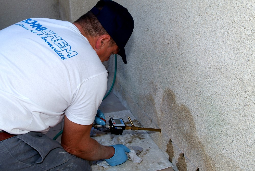 Traitement Humidit Mur Extrieur  Artisan Peintre Faadier