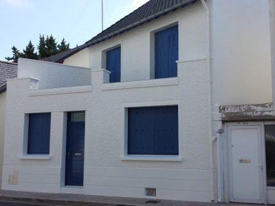 Ravalement façade La Baule Guérande Pornichet